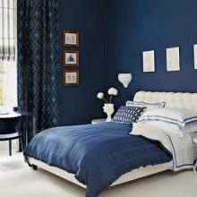 Как выбрать цвет обоев для спальни?
