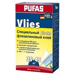 Клей PUFAS EURO 3000 клей Флизелиновый специальный с синим индикатором 300G