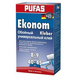Клей PUFAS EURO 3000 Эконом – Универсальный обойный клей 300G